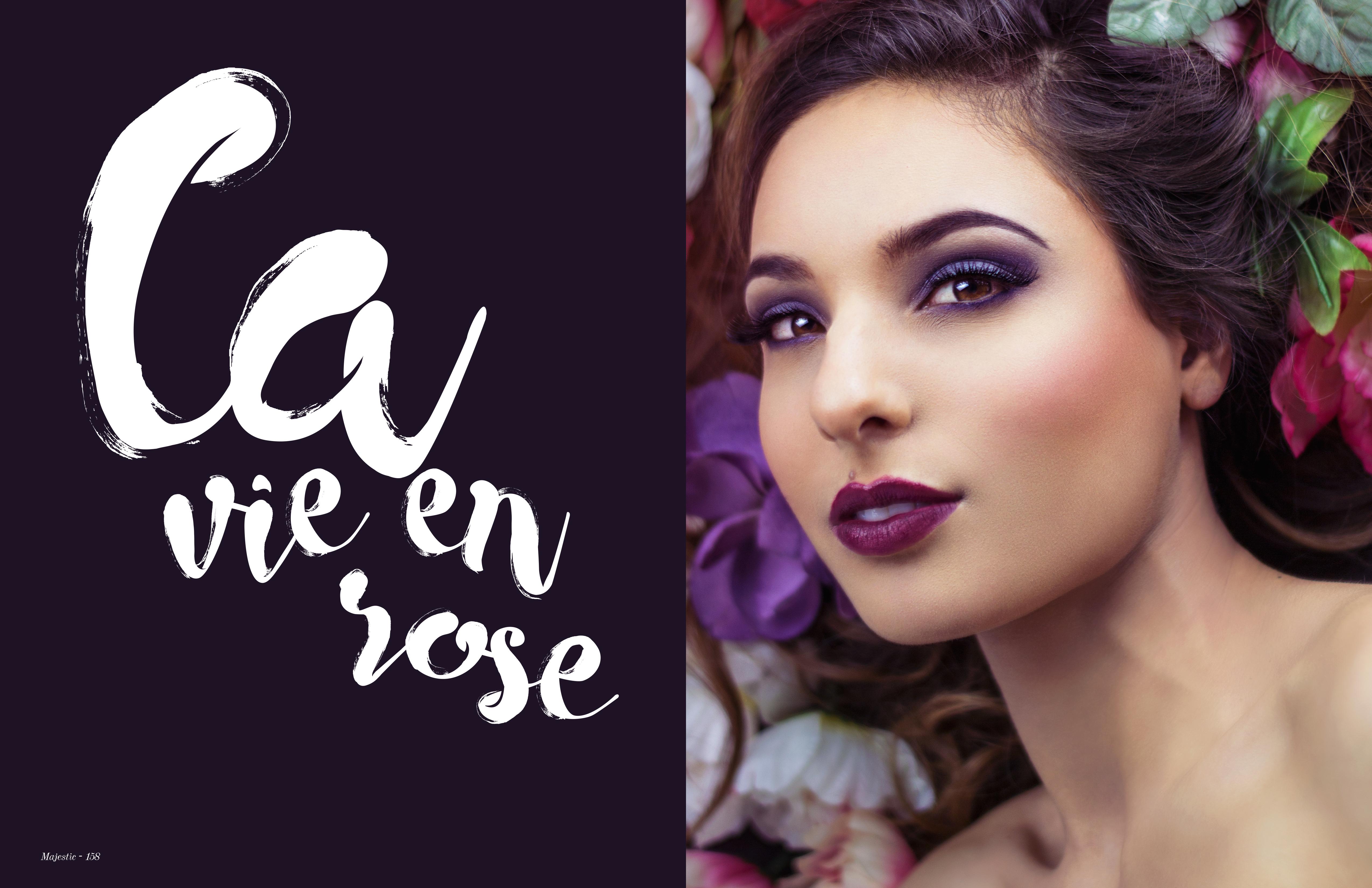 La Vie En Rose - Krowd Magazine