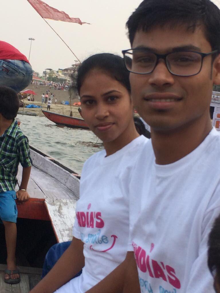 Vivek et Jyotie