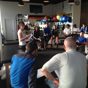 How to Keep Your Players in the Game - Keys to a Healthy Athlete