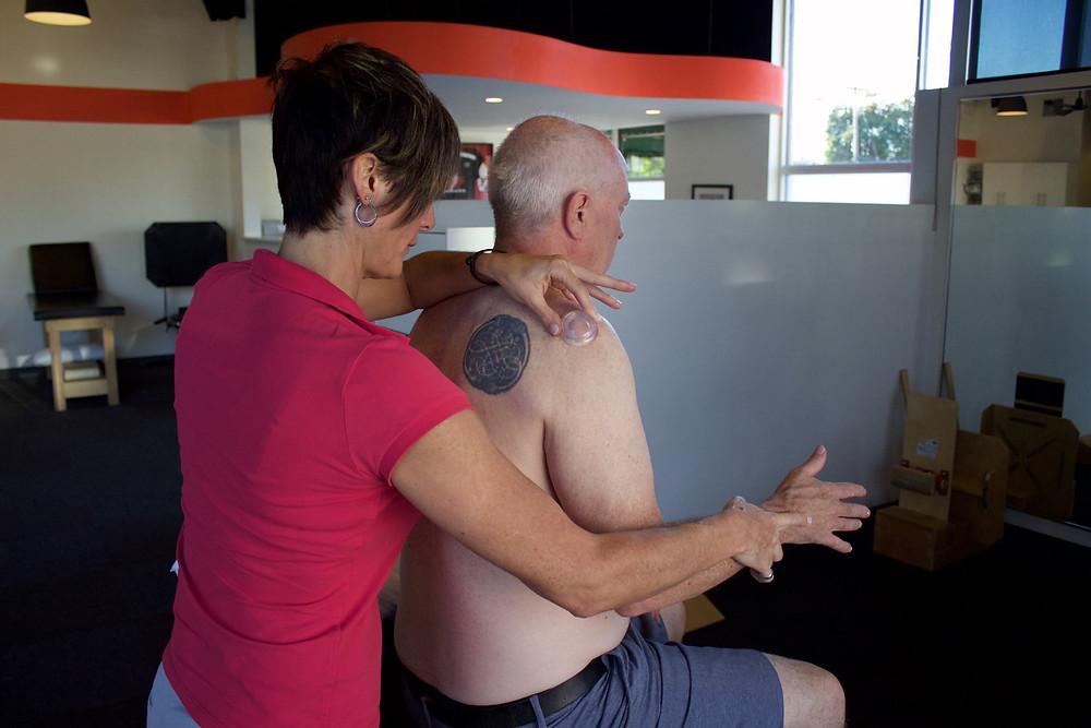 Royal City Physio Karen Nichol Shoulder Injuries rehabilitation