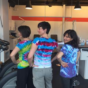 Colours 4 Kids: Tie Dye Test Run and Sneak Peek for 'Colours 4 Kids'