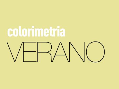 COLORIMETRIA VERANO