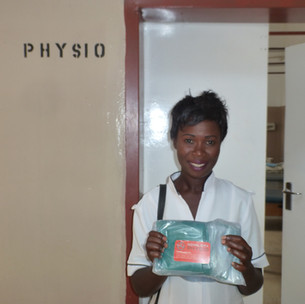 Healthy Giving: RC Physio 'join hands' with a clinic in Zimba