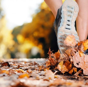 Get moving! - Walking tips for fall
