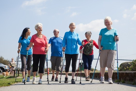 Image retrieved from: https://urbanpoling.com/old/health-benefits/active-living-for-seniors/