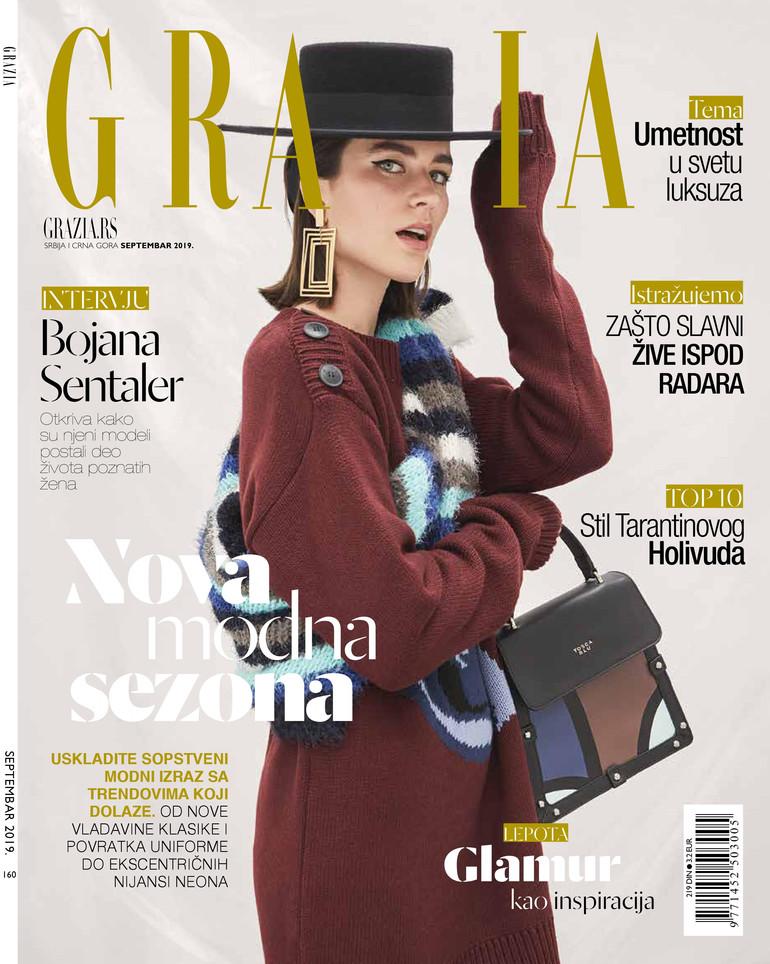 GRAZIA SERBIA SEPT 2019
