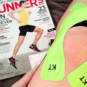 5 Common Injuries that May Respond Well to Athletic Taping