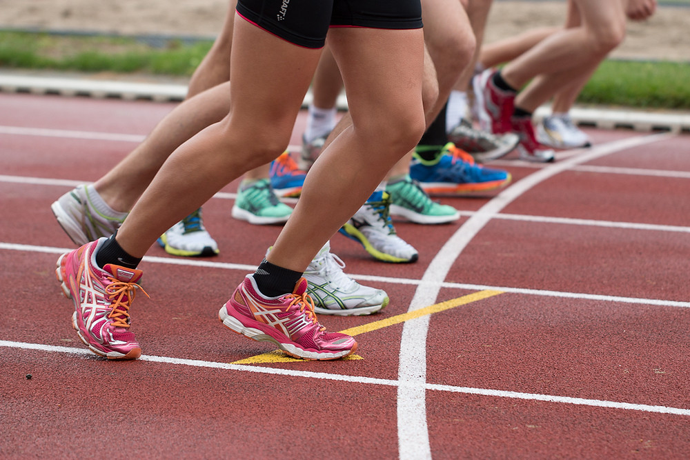 Injury prevention: runners at the starting line
