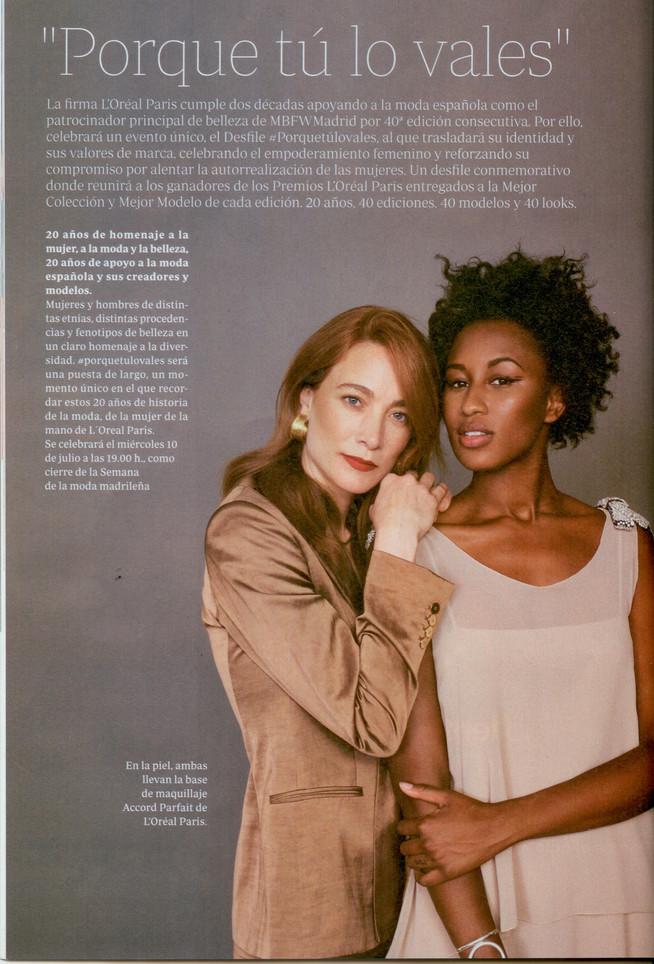 L'Oréal Paris MBFW 2019