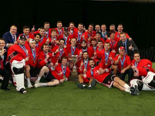 Canada Wins the 2019 World Indoor Lacrosse Championships