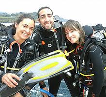 Discover Scuba Diving Azores Try Scuba Try Dive Azores Ponta Delgada