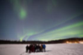 Scanbalt in Lapland