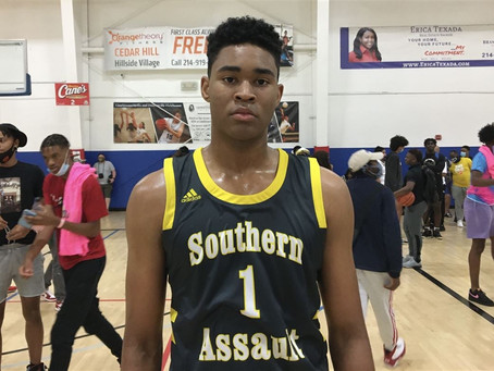 Q/A with 2022 four-star Colin Smith