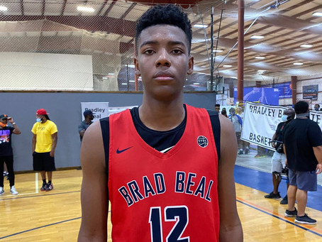 Q/A with 2022 five-star Brandon Miller