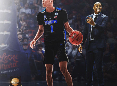 2021 four-star John Camden commits to Memphis