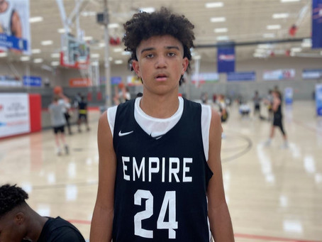 Q/A with 2022 four-star Anthony Black