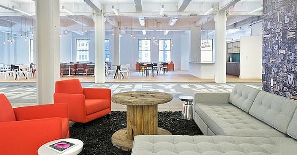Modern, Minimalist Interior Space