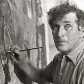 Marc Chagall. Expressionism, Cubism.