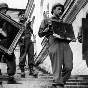 Hitler stole over 750,000 artworks during the war
