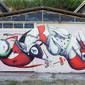 Marco Burresi Urban Artist