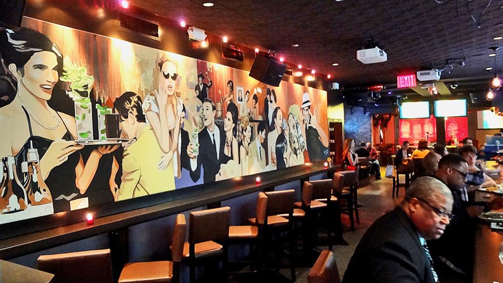 Bar 515 Canvas