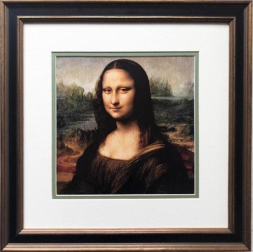 """Leonardo da Vinci """"Mona Lisa """" Framed Art Print"""