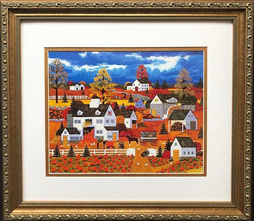 """Jane Wooster Scott """"Bountiful Harvest"""""""