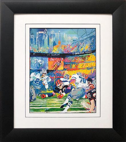 "LeRoy Neiman ""Super Bowl XXVIII """