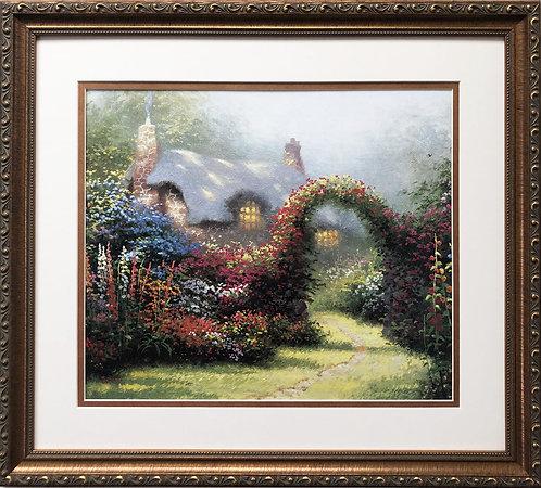 """Thomas Kinkade """"Glory of Morning"""""""