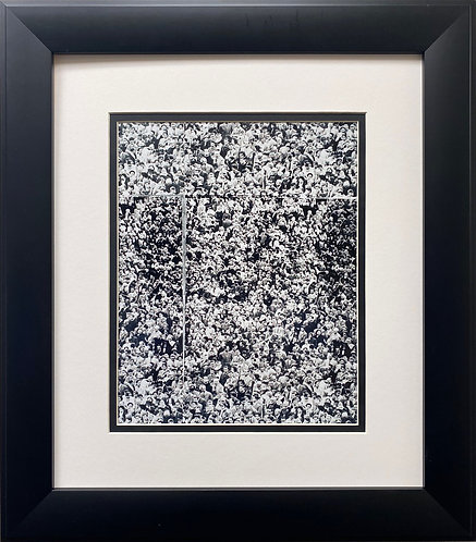 "Andy Warhol ""Crowd"" 1963 Framed Art"