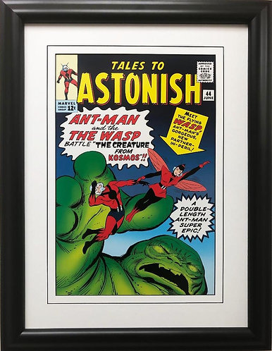 """Marvel """"Tales to Astonish #44 Framed Comic Book Poster"""