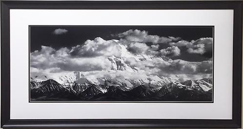 "Ansel Adams ""Mount McKinley Range"""