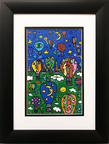 """James Rizzi """"Come Fly With Me"""""""