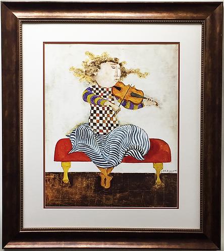 """Graciela Rodo Boulanger """"Le Violin De Juliette"""""""