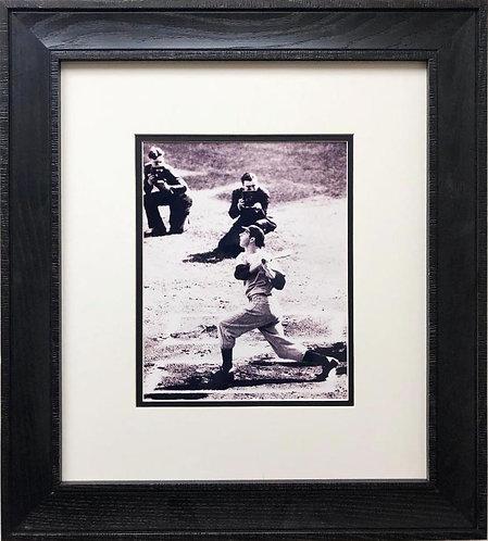 "Baseball ""Joe Dimaggio-Joltin Joe"" Framed Art"