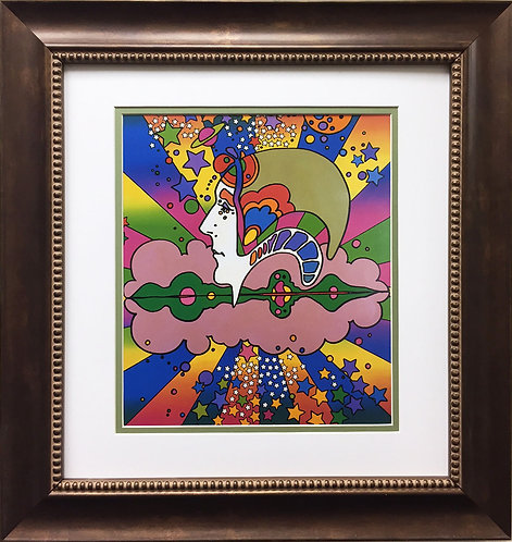 "Peter Max ""Different Drummer"" (1968)"