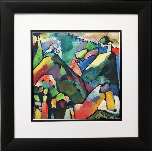 """Wassily Kandinsky """"Improvisation 9"""""""