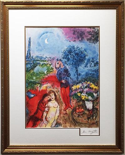 """Marc Chagall  """"Serenade"""""""