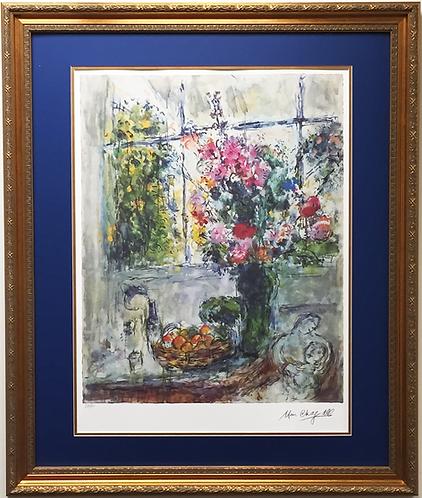 """Marc Chagall """"Still Life"""""""