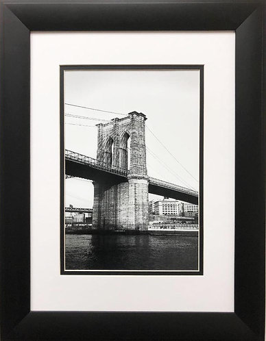 "Andy Warhol ""Bridge"" CUSTOM FRAMED Art Lithograph"