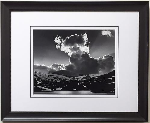 "Ansel Adams ""Evening Cloud"""