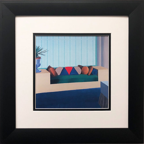 """David Hockney """"Some Neat Cushions"""""""