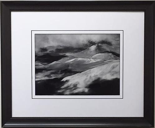 "Ansel Adams ""Crater of Haleakala"""