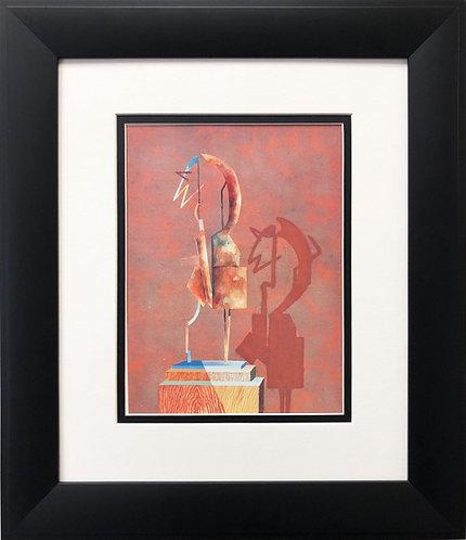 "David Hockney ""Gonzalez and Shadow"""