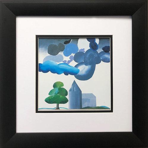 "David Hockney ""Iowa"""