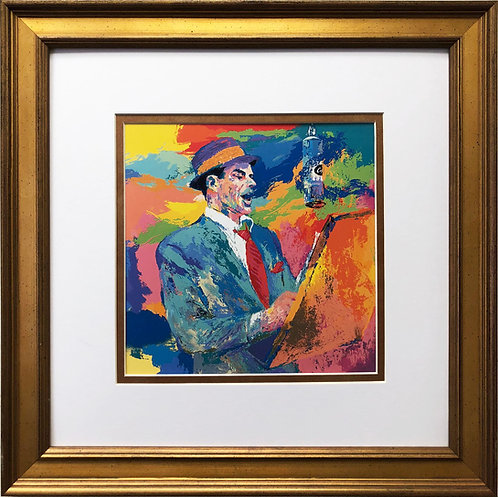"LeRoy Neiman ""Frank Sinatra"""