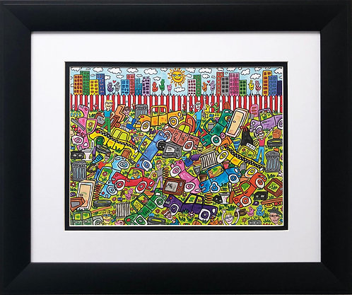 "James Rizzi ""You Don't Have to Pay to Play"""