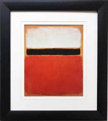 """Mark Rothko """"Untitled"""" 1955 FRAMED Art"""