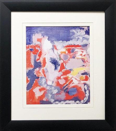 """Mark Rothko """"Untitled 1947"""" FRAMED Art"""