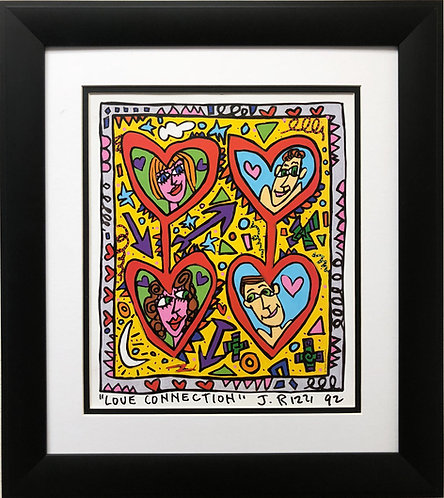 """James Rizzi """"Love Connection"""""""